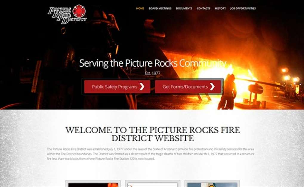 Picture Rocks Fire Dept